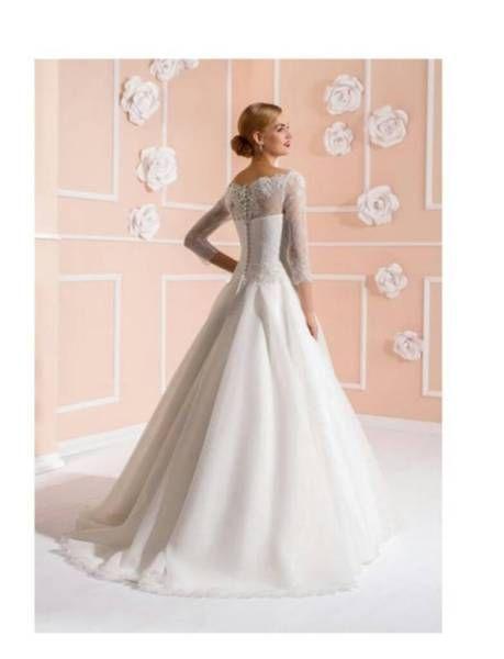 50 best Brautkleid images on Pinterest | Wedding ideas, Gown wedding ...