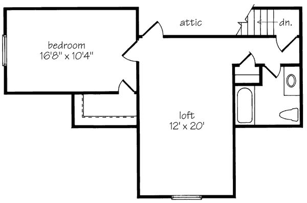 Inlet retreat second floor house plans pinterest for Inlet retreat house plan
