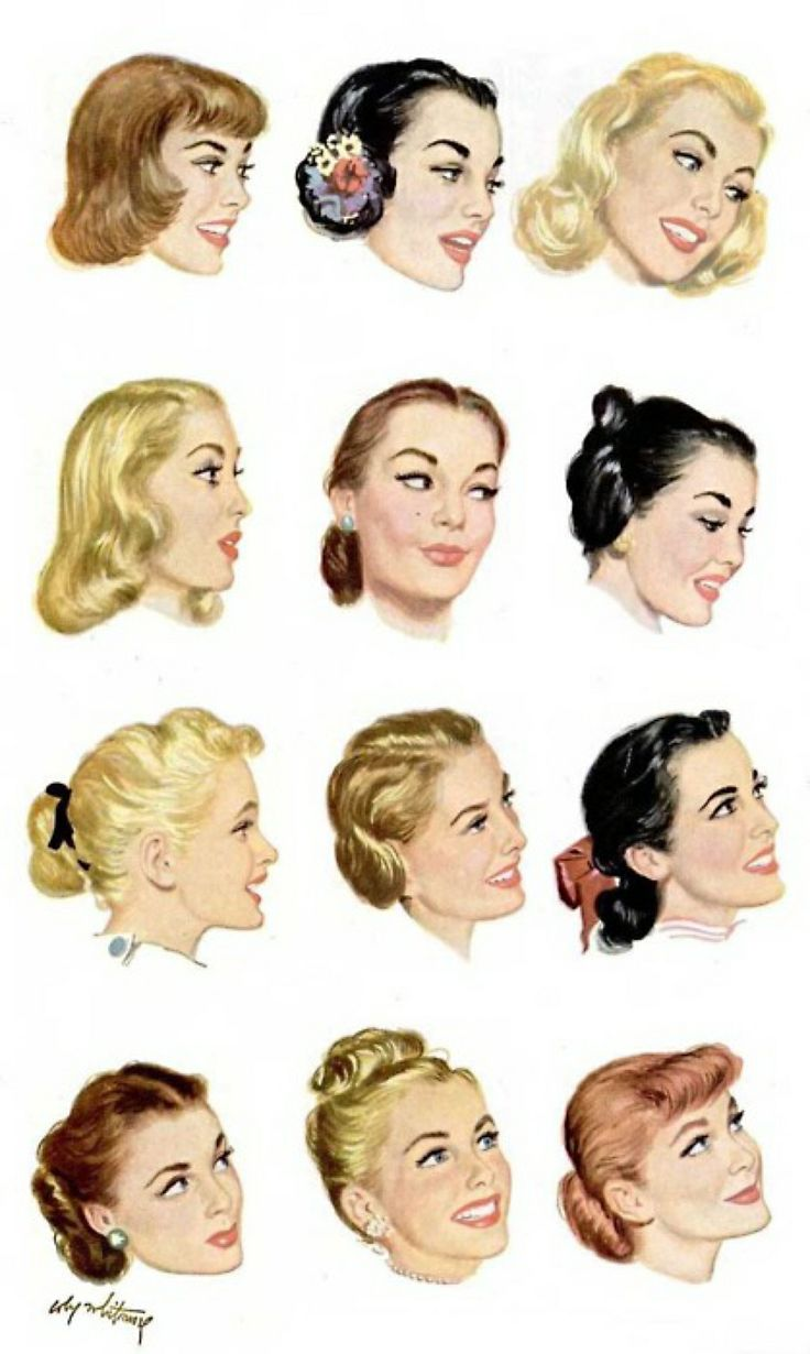 1930s makeup ideas