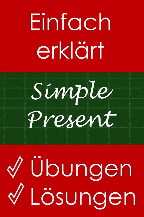 simple present bungen f r die 5 klasse arbeitsbl tter sekundarstufe mathe deutsch. Black Bedroom Furniture Sets. Home Design Ideas