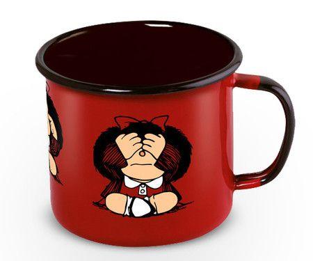 Caneca Mafalda - Canequice