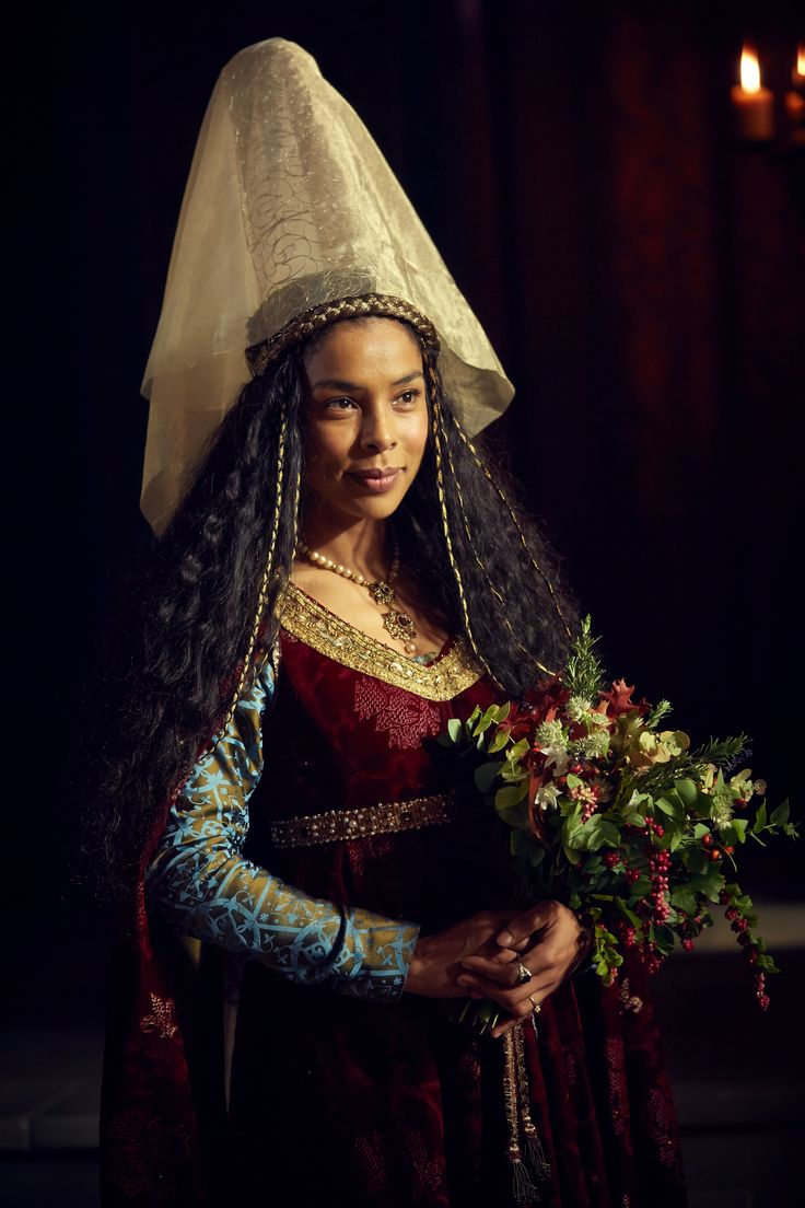 The Hollow Crown - Henry VI part - queen Margaret of Anjou