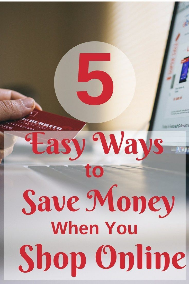 Need ways to cut costs? Want to save money, but don't want to have to jump through hoops to do it. Here are 5 Easy Ways To Save Money When Shopping Online. Ebates, Raise, Amazon Prime, Free Shipping, Make Returns at the store. A Savvy Shoppers Guide.