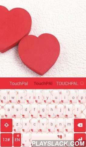 Simple Love Keyboard Theme  Android App - playslack.com , A special and hot keyboard theme will bring your keyboard & text input a real new look & feel. Check this FREE personalized design for your TouchPal emoji keyboard right now!★ Notice ★-To activate the Simple Love TouchPal Keyboard theme, you need TouchPal Emoji Keyboard 5.6.8.9 or above, which is chosen by over 200 million people worldwide.-Click here to install TouchPal Emoji Keyboard for free.★ How to use? ★-Install the Simple Love…