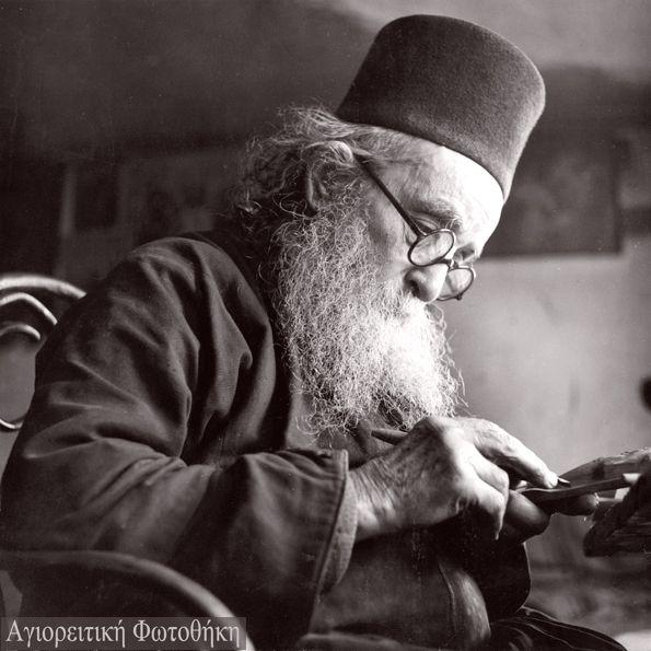 Πνευματικοί Λόγοι: Μοναχός Αρσένιος Καυσοκαλυβίτης (1866-19 Δεκεμβρίο...