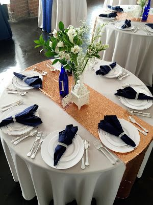 Image result for gold blue and wood color scheme table