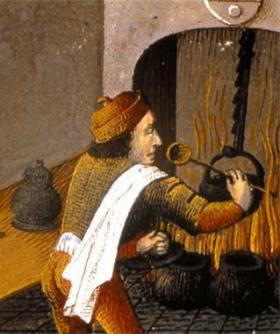 Cuisine / vins du Moyen Age