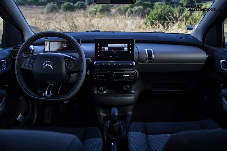 Citroën C4 Cactus: o francês irreverente   http://www.razaoautomovel.com/2014/11/citroen-c4-cactus-o-frances-irreverente