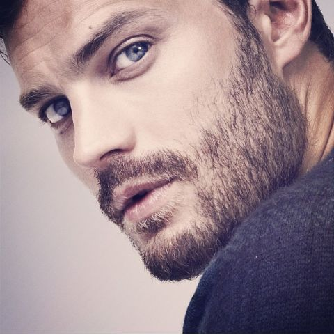 Hello Grey eyes! ::Fifty Shades Of Grey Movie::