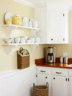 paint colours for kitchen walls. kitchen w maple cabinets with
