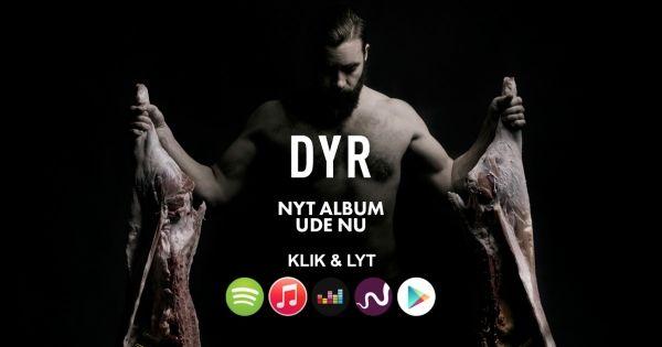 DYR - album ude nu!