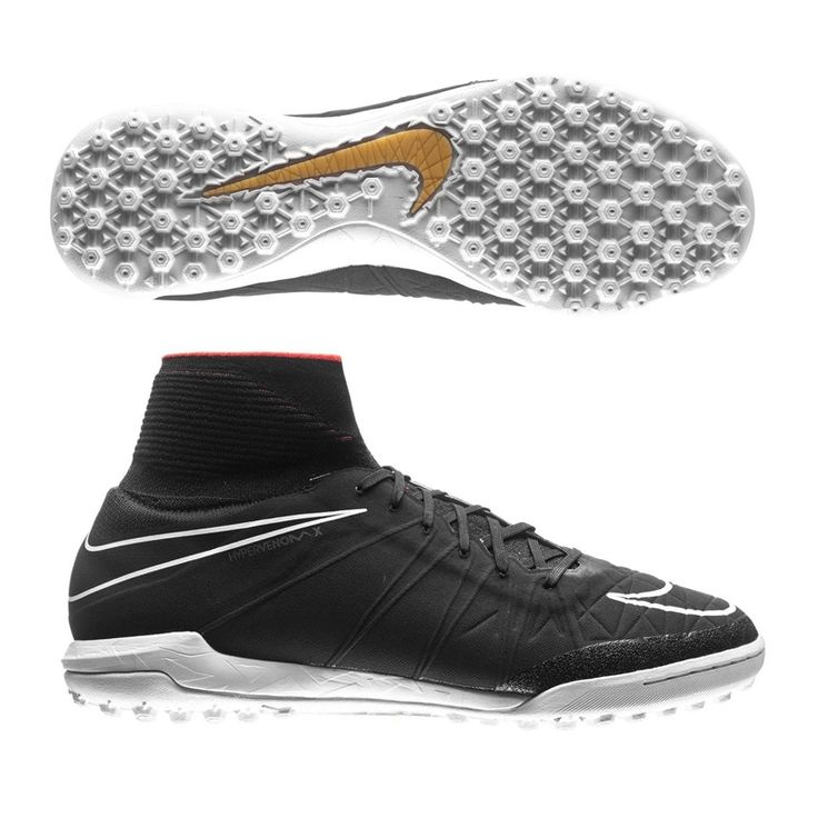 Black out your turf shoes with the Nike HypervenomX Proximo turf shoes. Dominate with deadly agility. Order your new pair of turf soccer shoes today at SoccerCorner.com!  http://www.soccercorner.com/Nike-HypervenomX-Proximo-TF-Turf-Soccer-Shoes-p/st-ni747484-016.htm