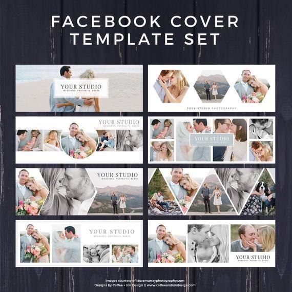 Facebook Template Photography Marketing Facebook Timeline Cover