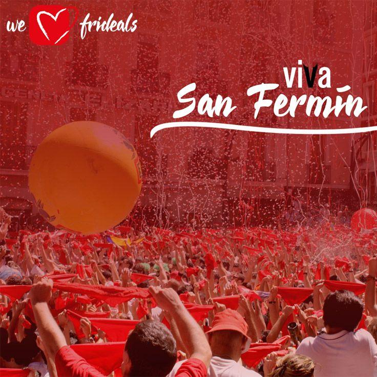 🎤 1 de enero, 2 de febrero, 3 de marzo, 4 de abril, 5 de mayo, 6 de junio, 7 de julio ¡SAN FERMÍN! 🎤 🔴 ¡Viva San Fermín, Gora San Fermín! 🔴