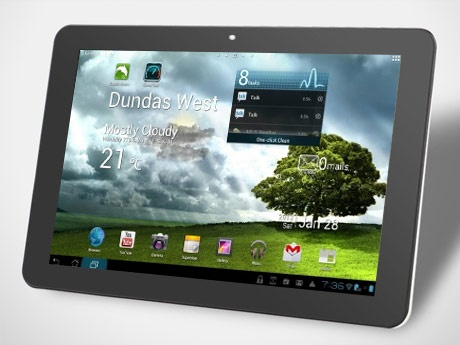 Tablet 10,1'' Android 4.1 Dual Core 1,6 GHz 1Gb IPS CUBE