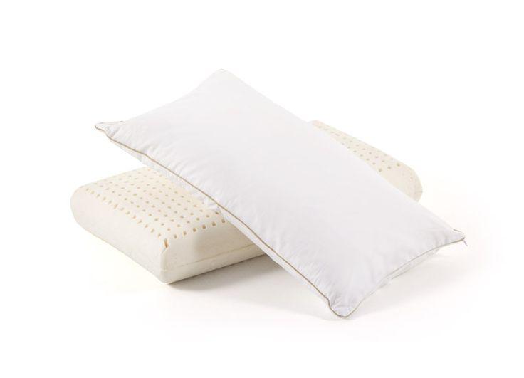 La almohada es un complemento básico para completar nuestro equipo de descanso. Por ello es importante tener una amplia variedad, que se acople a todos los gustos. Maxcolchon, tienda online de productos del descanso, le ofrece la almohada de látex natural que aportara suavidad en sus horas de sueño.