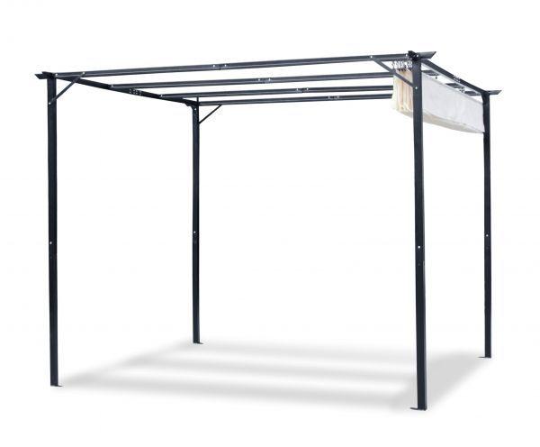 Alium™ Delray Sonnendach-Rahmen und Sonnendach - 3,1 m x 3,5 m 249,99€