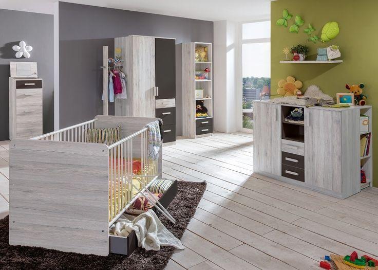 Amazing Babyzimmer komplett Cariba Wei eiche Lava Buy now at https