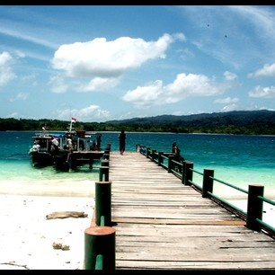 Ujung Kulon National Park, Banten, INDONESIA