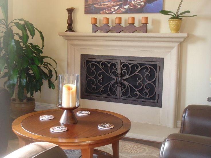 13 Best Fireplace Door Ideas Images On Pinterest Door Ideas Doorway Ideas And Fire Places