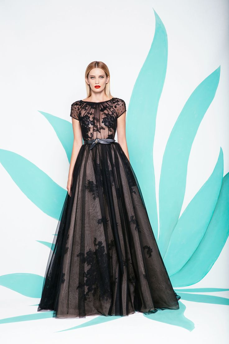 Georges Hobeika - Spring-Summer 2016 Ready-to-Wear Collection | Designer Clothing