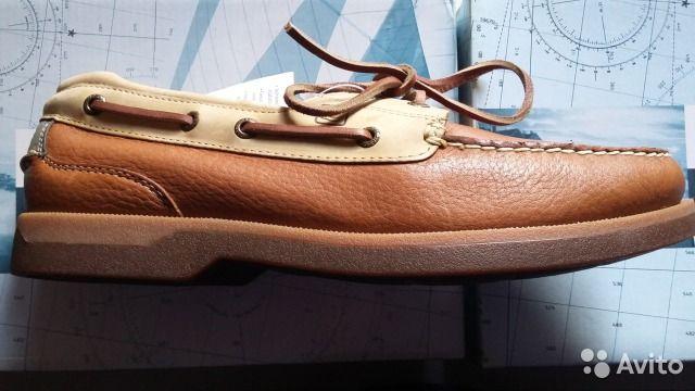 Новые мужские ботинки Sperry Top-Sider— фотография №1