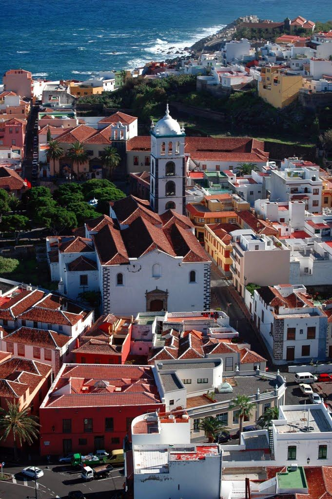 Garachico, Tenerife, Islas Canarias , Spain