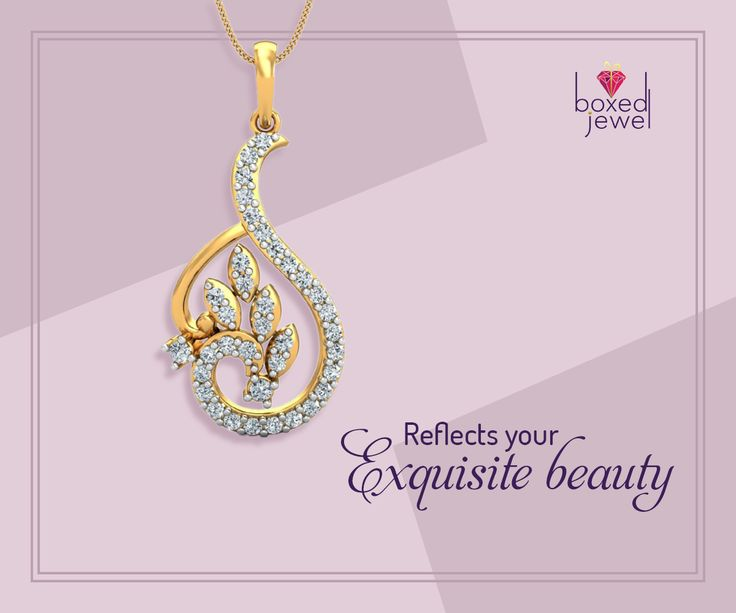 Add some fun to your everyday office look.    #OfficeJewelry  #Gold  #Pendant  #OnlineJewelry