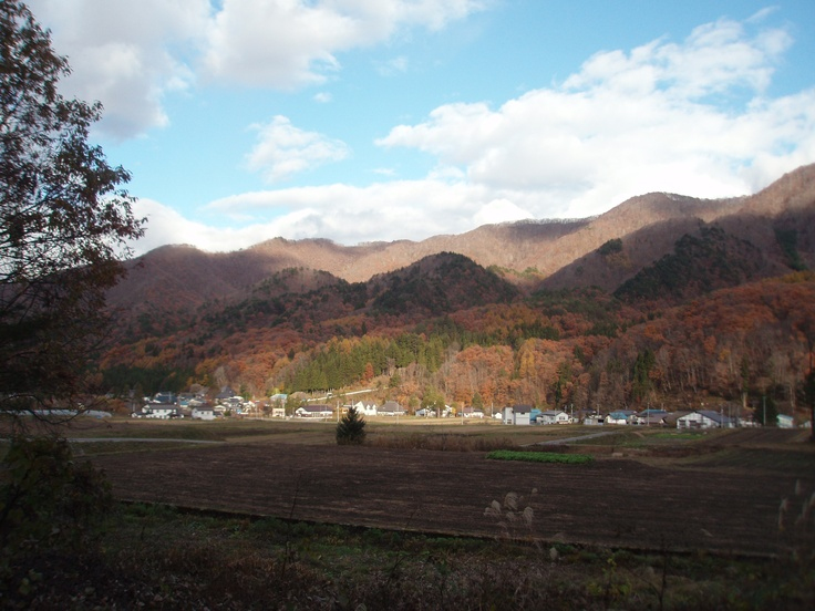 Yunohana Hot sring@ NangouCity Fukushima Pref