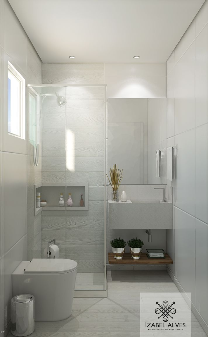 Banheiro 160/160 3D
