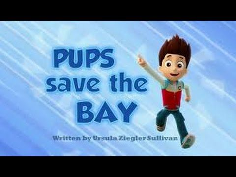 Paw Patrol 📌 Pups Save The Bay 📌 Paw Patrol Full HD
