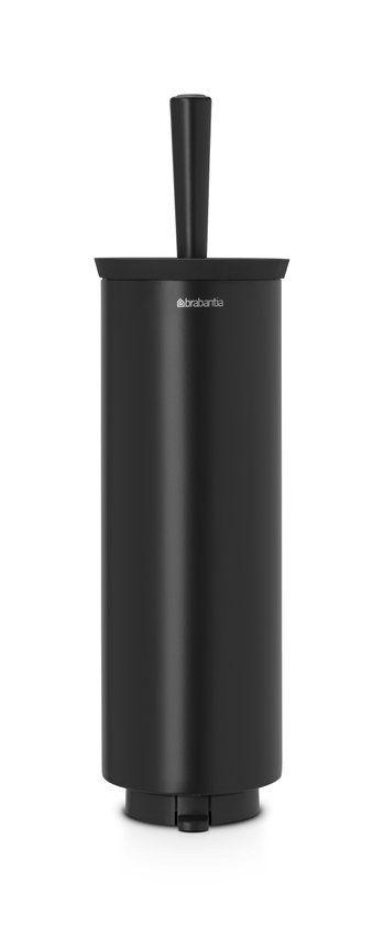 Brabantia - Toiletborstel & houder - Zwart