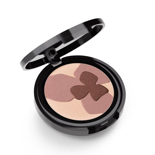 MINERAL EYESHADOW - CHOCOLATE MOUSSE - This 6 g Chocolate Mousse Mineral Eyeshadow is a composition of three harmonious colours that allows you to make the perfect eye make up. Delicate pearlescent shine illuminates and enlivens your look. It is based on specially selected mineral ingredients and argil rich in microelements such as silicon, calcium, iron, magnesium, potassium, sodium and mineral salts that nurture delicate skin of the eyelids. Avocado oil has moisturising, softening....