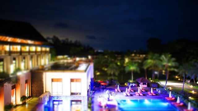 Club Med Bintan, Indonesia