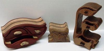 Ah! E se falando em madeira...: Caixas na serra de fita, passo a passo no blog: