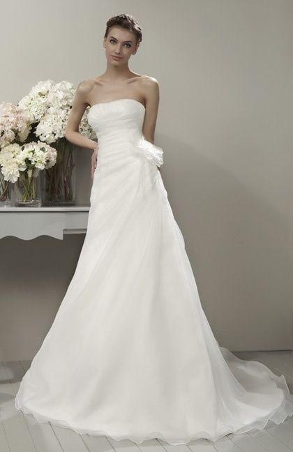 Robe de mariée Adriana Alier 2014 Modèle 14AA-GABY