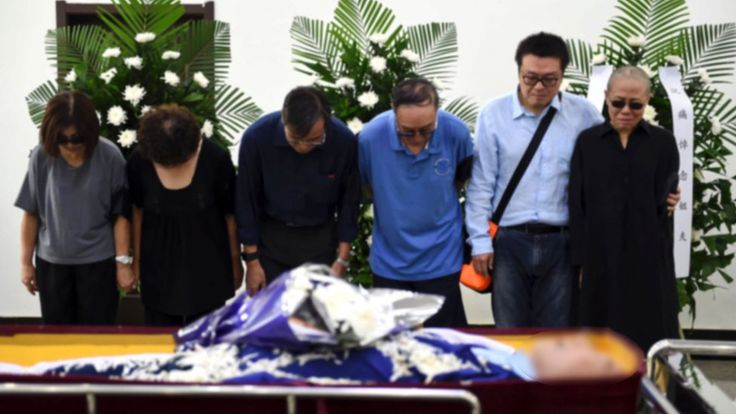 """Liu Xiaobo: Chinese dissident laid to rest privately https://tmbw.news/liu-xiaobo-chinese-dissident-laid-to-rest-privately  Chinese activist and Nobel Peace Prize winner Liu Xiaobo has been laid to rest in a private ceremony.Mr Liu, who had been serving an 11-year prison term for """"subversion"""", died of liver cancer on Thursday.He was China's most prominent critic.His wife, Liu Xia, has been under house arrest since he was awarded the Nobel Peace Prize but she attended his funeral in Shenyang…"""