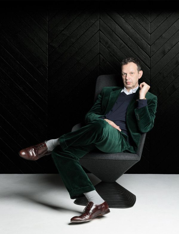In London with Tom Dixon [VIDEO]