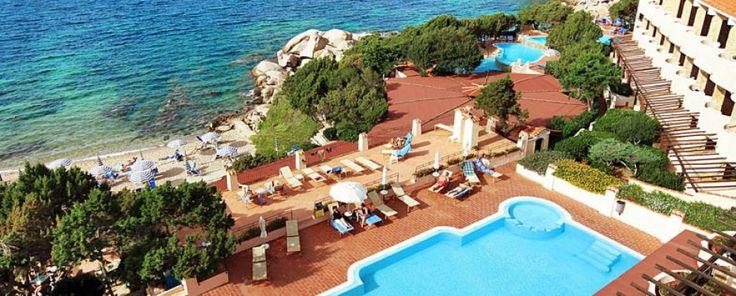 4* Grand Hotel Smeraldo Beach, Sardinia Includes 7 nights at 4* Grand Hotel Smeraldo Beach Twin Terrace or Balcony Half Board Return Flights  From London - £ 993 pp  Valid for travel: 28 Aug 2013