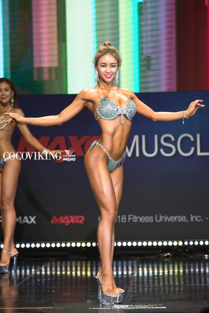 2018 MuscleMania in Korea  | COMPETITION | Fitness, Korea