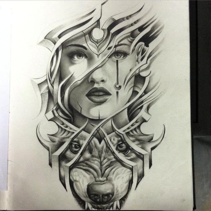 @proulxjustice #yourstory #bodyart #tattoo