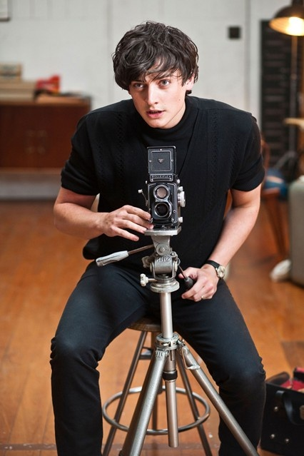 Aneurin Barnard ♥ I'm not obsessed or anything......