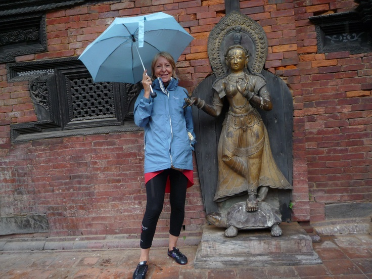 Touring in Nepal, Khatmandhu temple