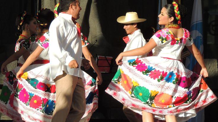 Traje típico de Hidalgo