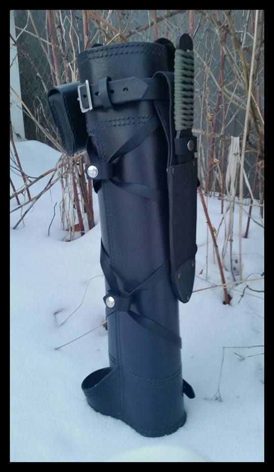Geared Up Ranger Quiver from www.RasherQuivers.com