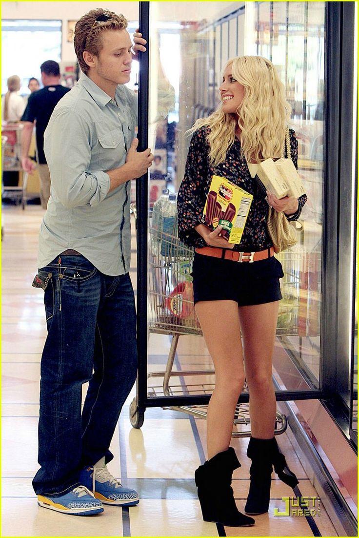 Heidi and Spencer Go Gelsons   heidi montag spencer pratt grocery shopping gelsons 09 - Photo