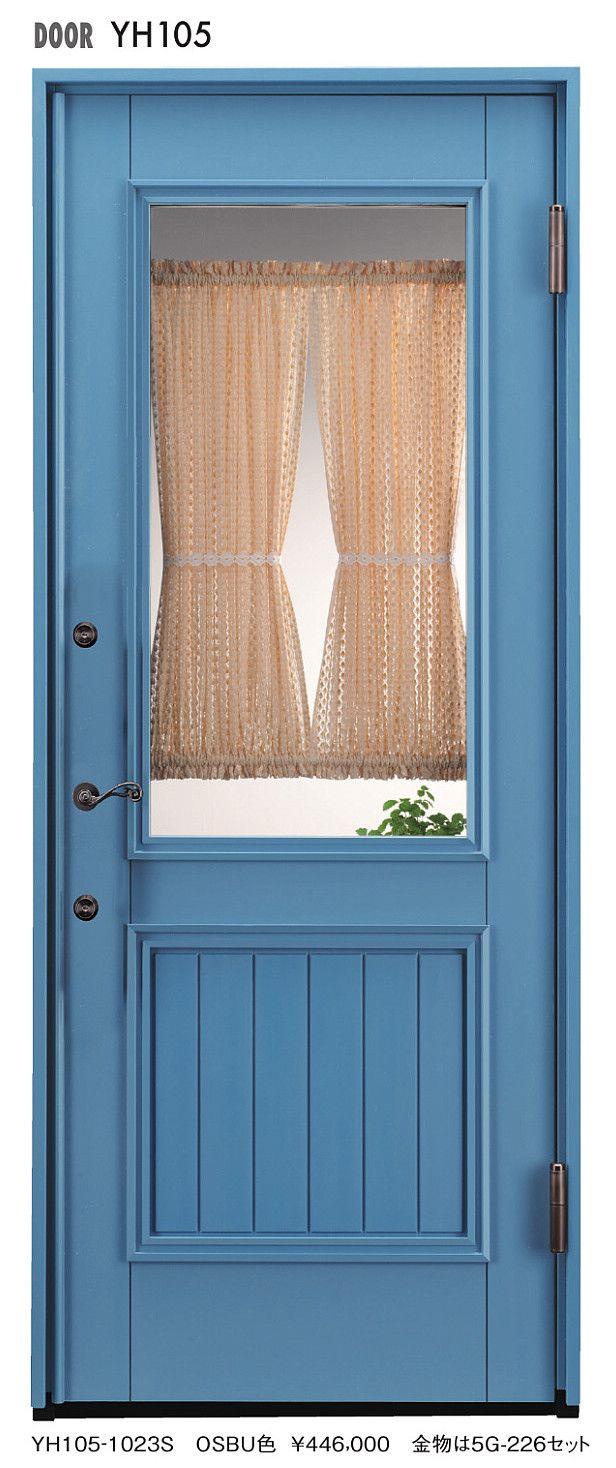 カントリーでナチュラルな 木製玄関ドアの商品紹介 店舗向けなど 豊富なデザインバリエーション 木製ドア 玄関ドア 玄関