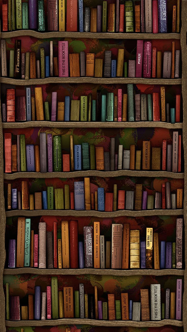 Iphone 6 Wallpaper For Book Lovers Book Iphone Lovers Wallpaper Bestwallpaper Book Wallpaper Screen Savers Wallpapers Iphone 6 Wallpaper
