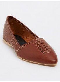 Smooch | Pointed-toe Pumps Dark Brown