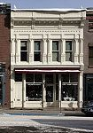 Drug store in downtown Telluride, once a mining bo…